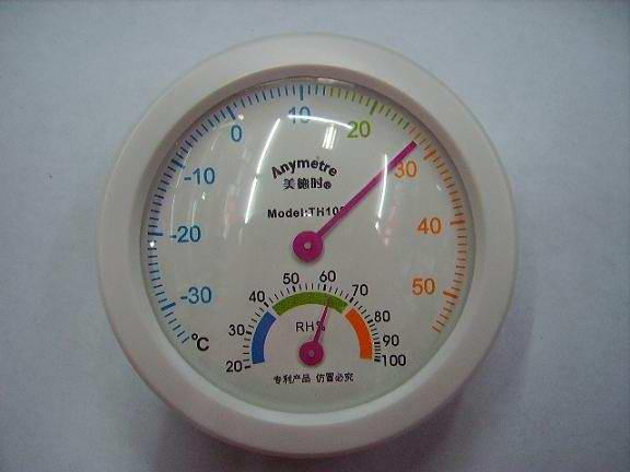 指针温湿度计