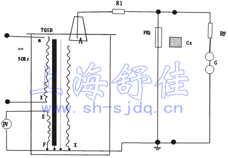 ssb系列轻型交直流高压试验变压器