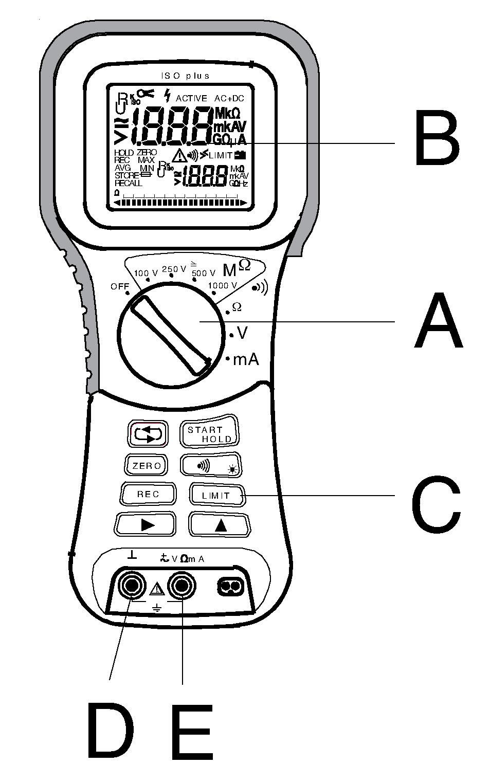 通过您选配的钳型电流互感器