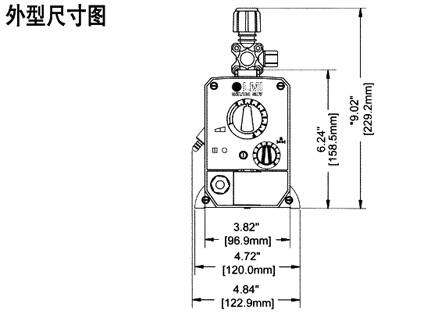 lmi电磁米顿罗计量泵新型号
