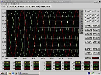 方式和接线组别及 互感器的接线方式确定唯一正确的矢量图作为参考,如