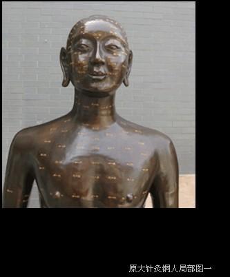 针灸铜人|仿古针灸铜人|铜人针灸模型(真铜全铜 180CM **型)