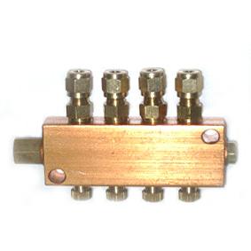 GK2型小范围可调节流式比例分配器