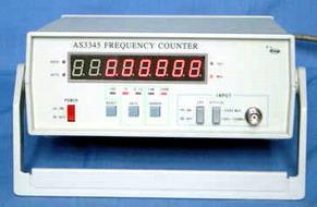 AS3345数字频率计