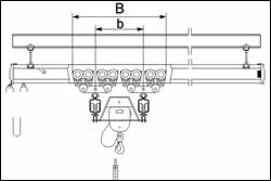 起重机标准组件KBK.K