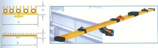 导管式安全滑触线