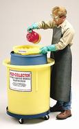 移动式危险品收集桶