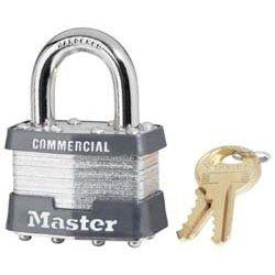 Master Lock 1 3/4 X 2 1/2 Shackle Rekeyable Padlock
