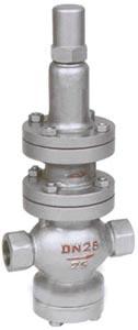 Y13H型先導活塞式蒸汽減壓閥