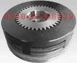 湿式多片电磁离合器 DLM5-250A DLM5-400 DLM5-400A