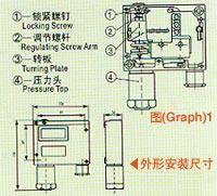 船用压力控制器 EK-1