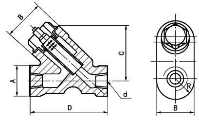 GGQ-P8  GGQ-P10   GGQ-P15    GGQ-P20  GGQ-P25   干油过滤器    (40MPa)
