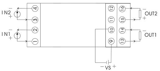 有源信号隔离器 sy