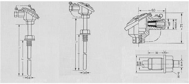WZP-260|单支铂热电阻