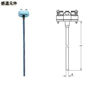 WZP-230、WZP-231、WZC-230|装配热电阻