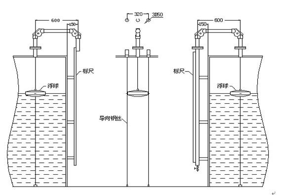 液位供水电路图