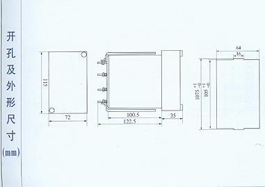 ss-54时间继电器 价格 接线图 厂家 控制
