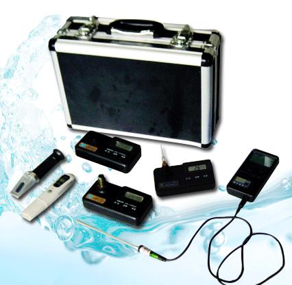 六合一多參數水質分析儀