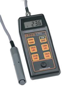 HANNA (哈纳)HI8733便携式宽量程电导率测定仪