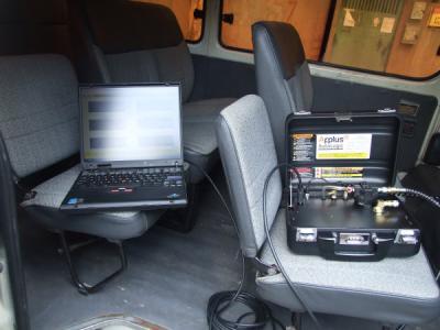 便携式汽车尾气分析仪