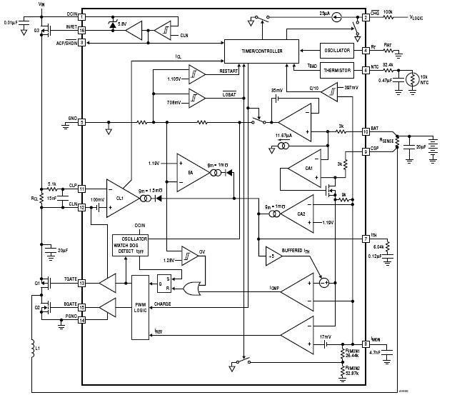 电源芯片高端电流采样电路的设计