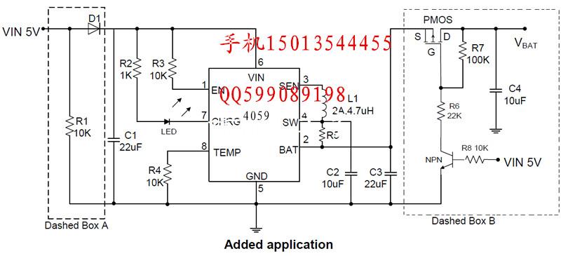 电路 电路图 电子 原理图 800_365