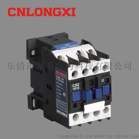 一 CJX2系列交流接触器(以下简称接触器)适用于交流50Hz或60Hz,电压至690V、电流至95A的电路中,供远距离接通与分断电路及频繁起动、控制交流电动机,接触器还可加装积木式辅助触头组、空气延时头、机械联锁机构等附件,组成延时接触器、可逆接触器、星三角起动器,并且可以和热继电器直接插接安装组成电起动器。 产品符合GB14048.