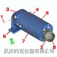 微型拉线式位移傳感器