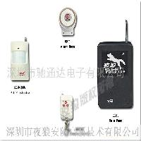 防盗设备\隐形防盗门\红外探测器\遥控器