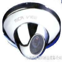 飞碟型黑白摄像机