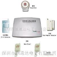 GSM网络智能防盗报警器、家用商用防盗报警器