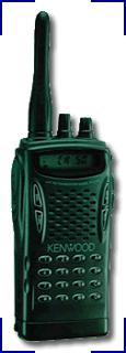 建伍TK-3118手持对讲机