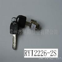 防盗锁锁芯