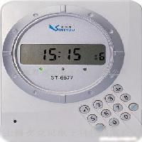 舒特ST-6677数字考勤机系统