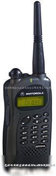 motorola  GP2000手持对讲机