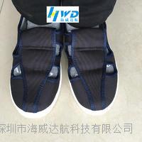 防静电鞋 藏青色