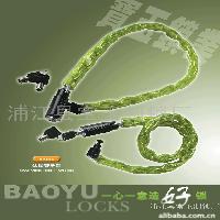 锰钢链条锁