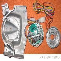 机电一体化摩托车防盗报警器