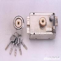 628型不锈钢防盗锁