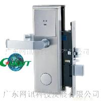 方型不锈钢感应门锁