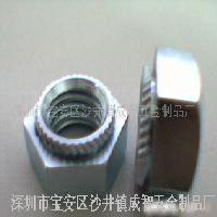 金属镶嵌螺母、压铆螺母