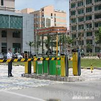 多功能现代化停车场管理系统工程、岗亭