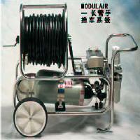 长管推车型空气呼吸器