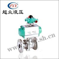 自动控制球阀 KV-L4J, KV-L4K, KV-L4M, KV-L4N(标准型)
