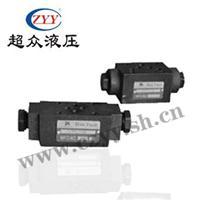 叠加式液控单向阀 MPCV-02、03、04、06-※系列