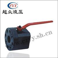 CJZQ系列液压球阀 CJZQ-H40F