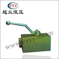 PKH系列板式安装高压球阀 PKH6/10