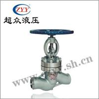高温高压直通式截止阀 J61Y(H)-250 J61Y(H)-320 系列
