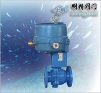 電動襯氟O型球閥 ZSS/HRF