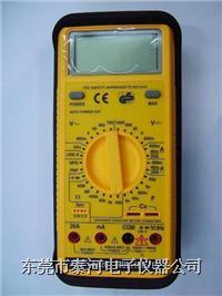 3 3/4DMM+电容量数字万用表